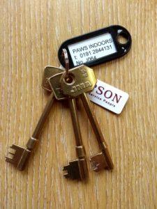 Key Holding Service